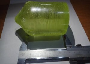 Pr doped Lithium Niobate Crystal